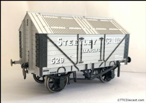DAPOL 7F-017-002 Lime Wagon Steetley Co. Llynclys